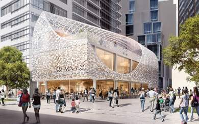 Sydney's Three-Storey Jacksons on George Will Be Rebuilt as a Pub of the Future