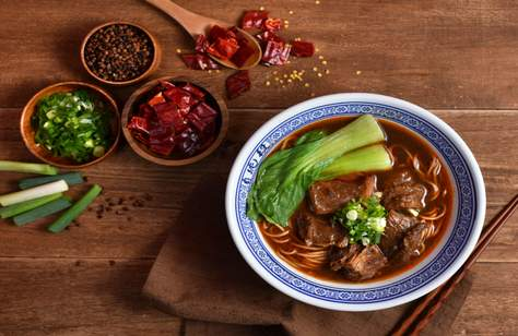 Free Taiwanese Noodle Soup Day