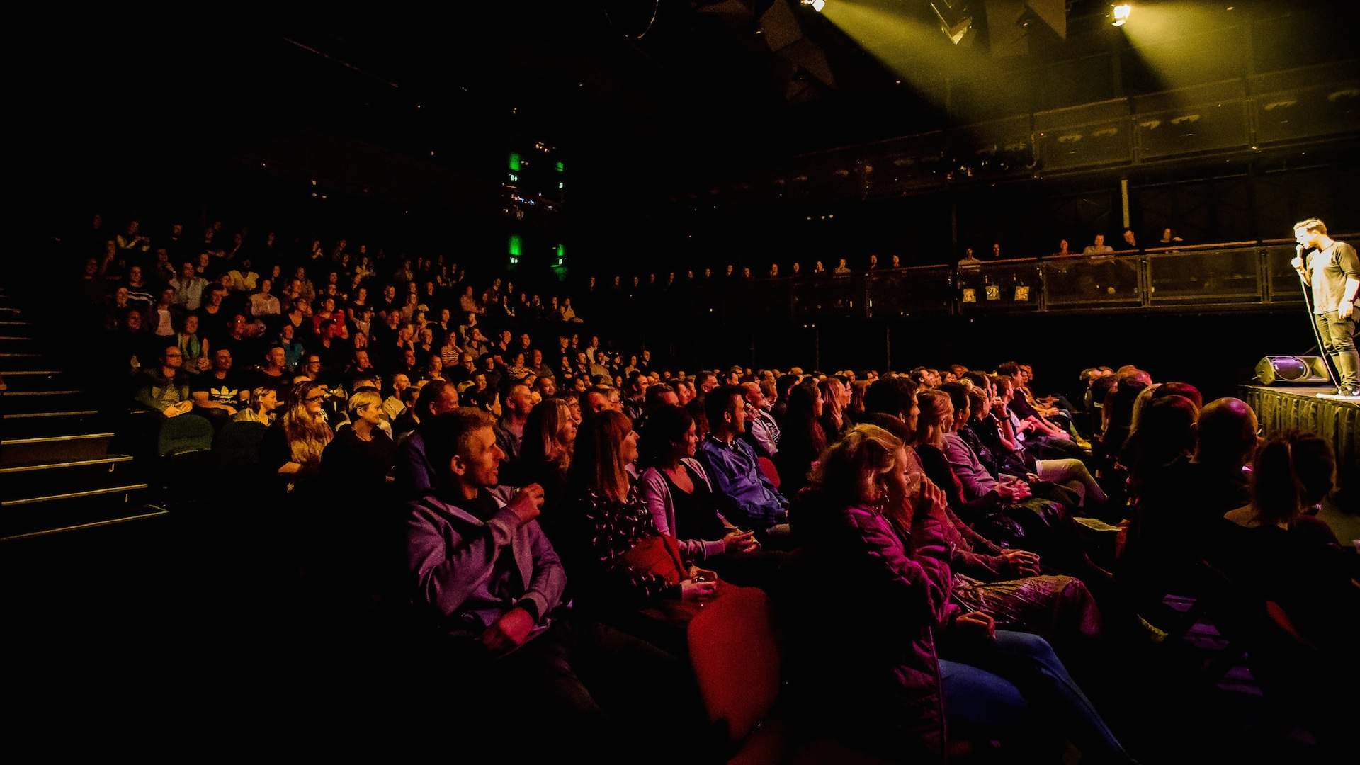 The NZ International Comedy Festival Has Dropped Its 2020 Lineup