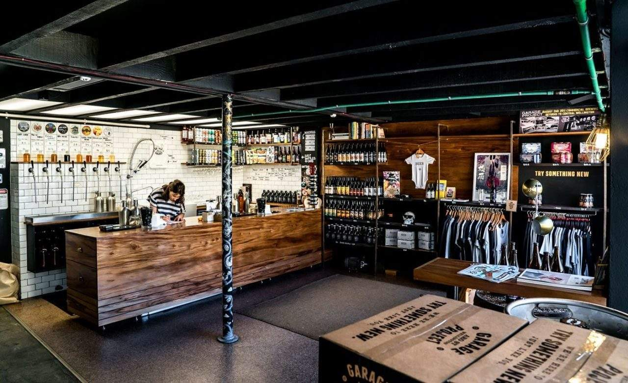 Garage Project Is Opening A Cellar Door In Auckland