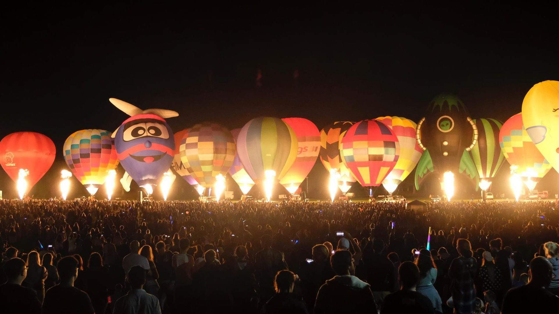 Head South for This Epic Hot Air Balloon Festival