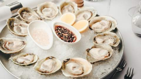Bluff Oyster Long Lunch