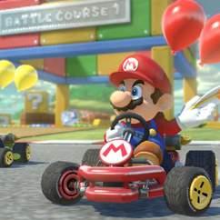 Mushroom Racing