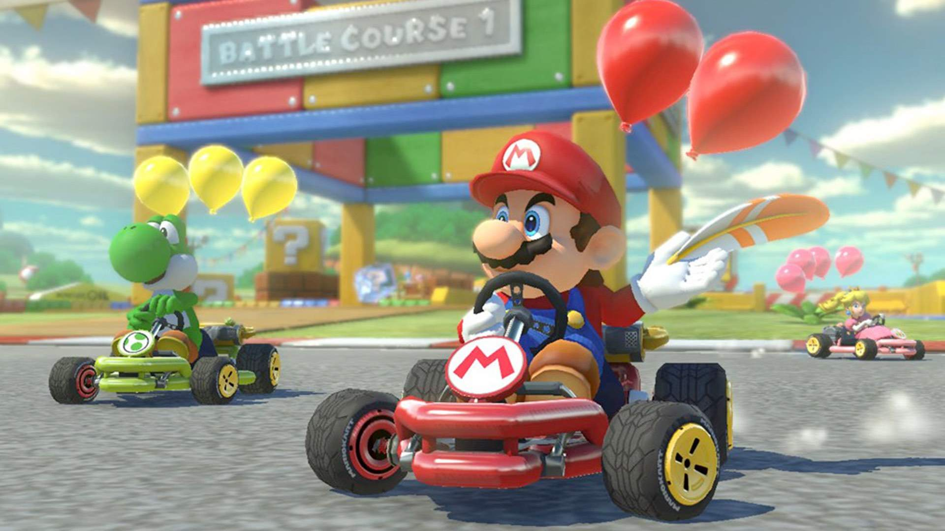 You'll Soon Be Able to Race Your Way Around Multiple Nintendo Theme Parks