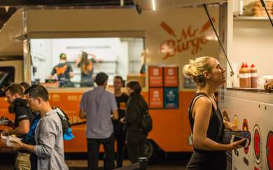 Welcome to Bowen Hills Is Brisbane's Massive New Food Truck Hub