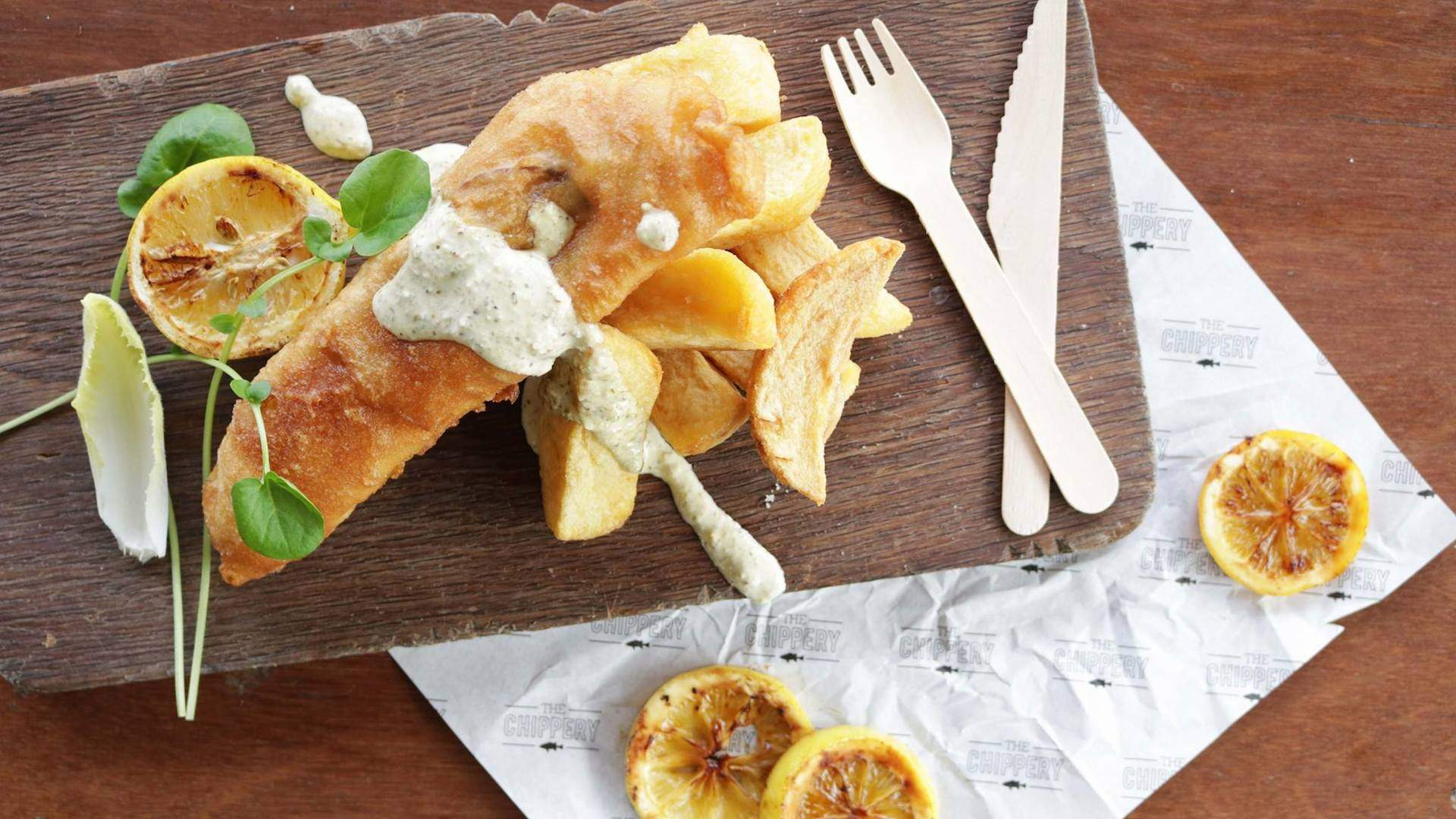 The Five Best Fish and Chip Shops in Wellington