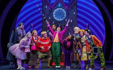 The Charlie And the Chocolate Factory Musical Is Coming to Sydney