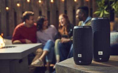 We're Giving Away Three Sets of Voice-Activated JBL Speakers