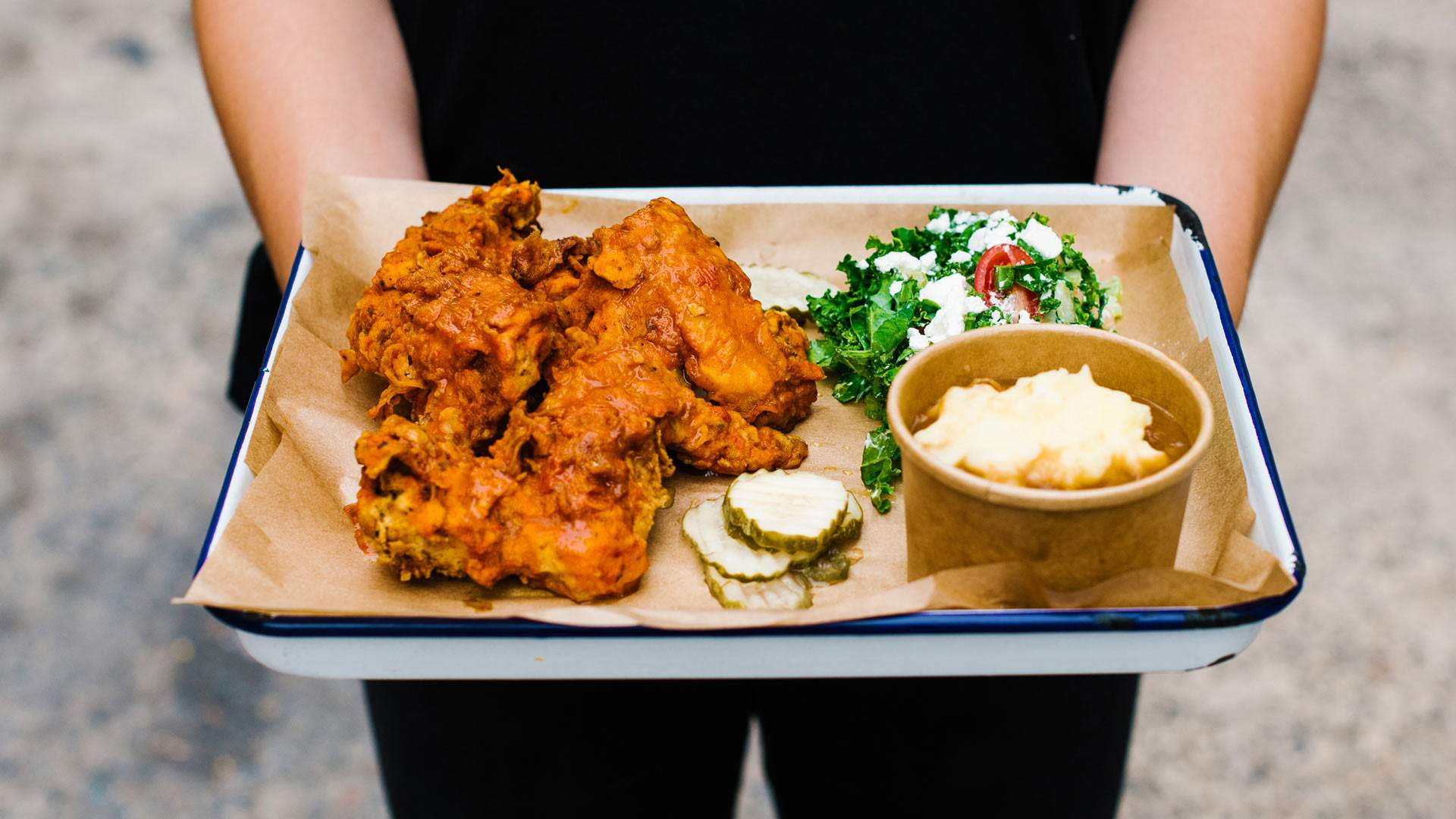 All-You-Can-Eat Fried Chicken