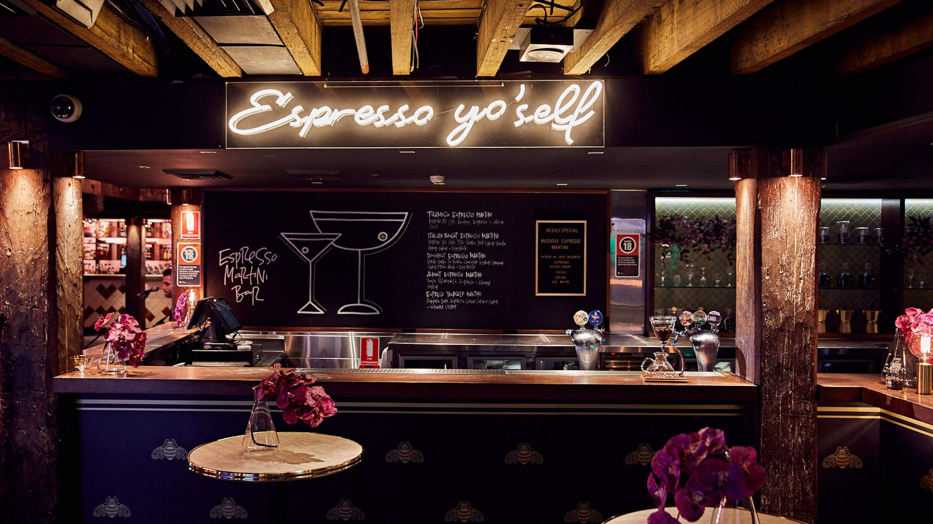 Espresso Martini Pop-Up
