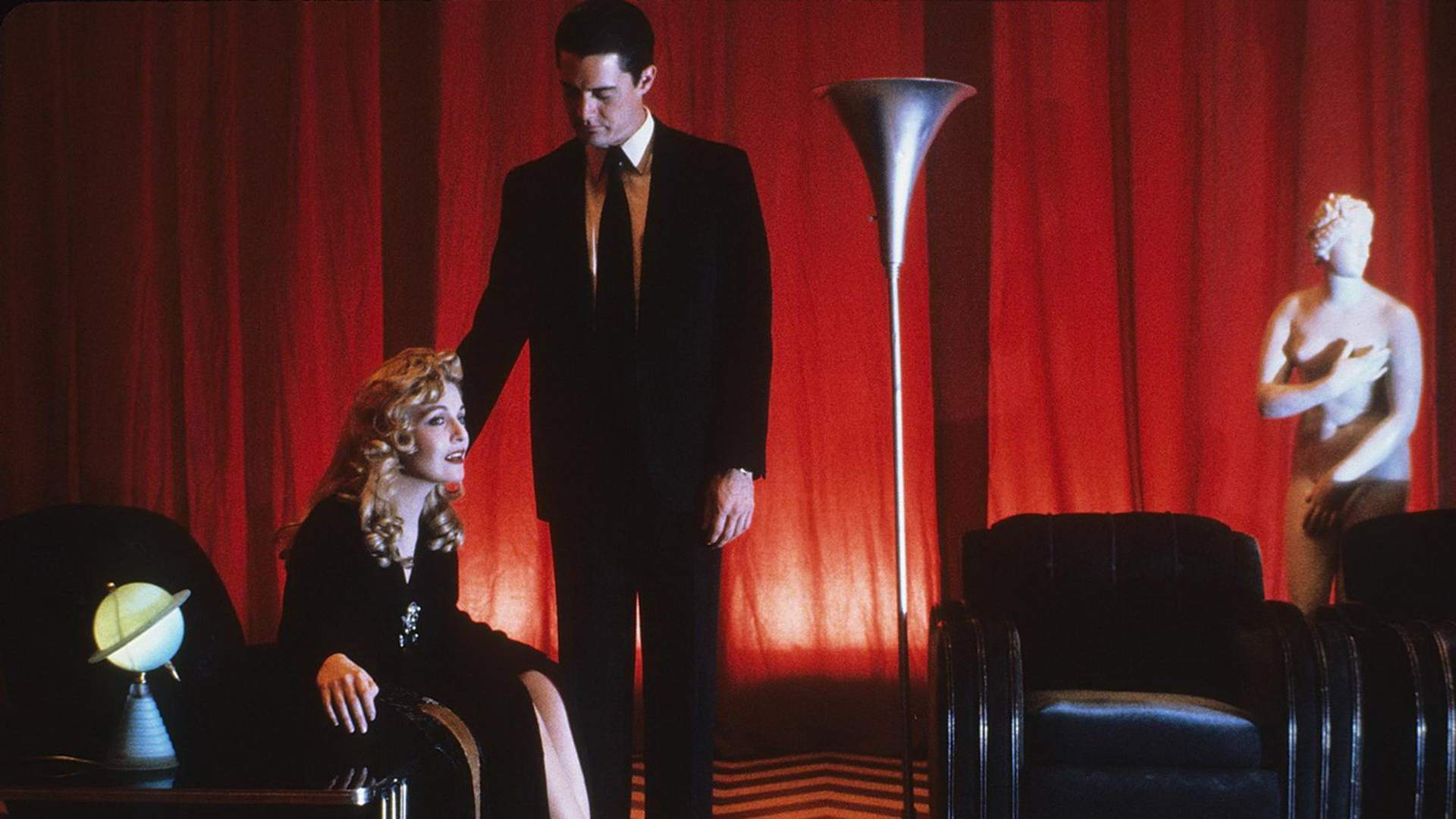 A Place Both Wonderful and Strange: The Films of David Lynch