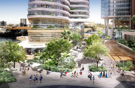 Brisbane's Eagle Street Pier to Make Way for New $1.4 Billion Waterfront Precinct