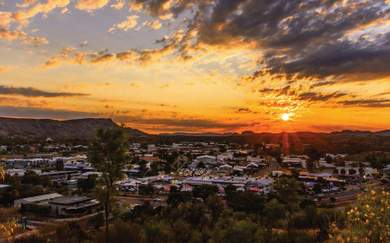 Ten Things to Eat, See and Do on a Trip to Alice Springs