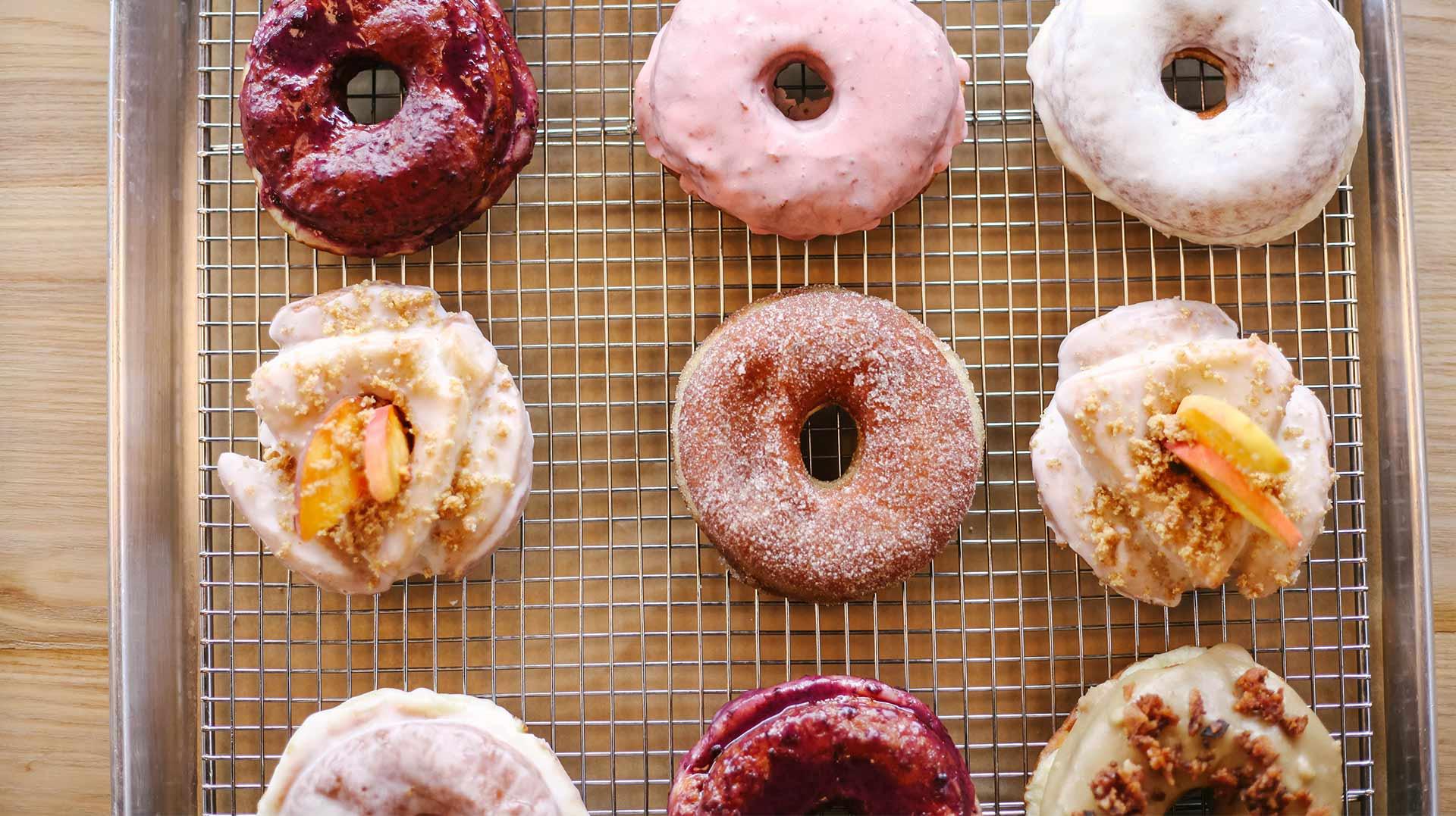 The Best Doughnut Shops in Melbourne