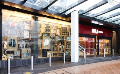 Muji Has Opened a Two-Level Sydney Outpost on the North Shore