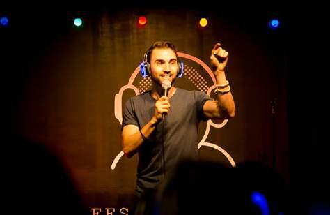 Arbory Silent Comedy Festival 2018