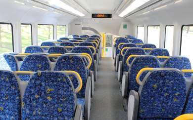 Sydney's Intercity Trains Are Losing One of Their Best Features: Flip Seats