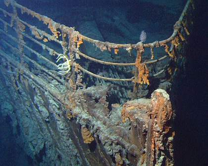 These Underwater Expeditions Will Let You Explore and Document the Current State of the Titanic