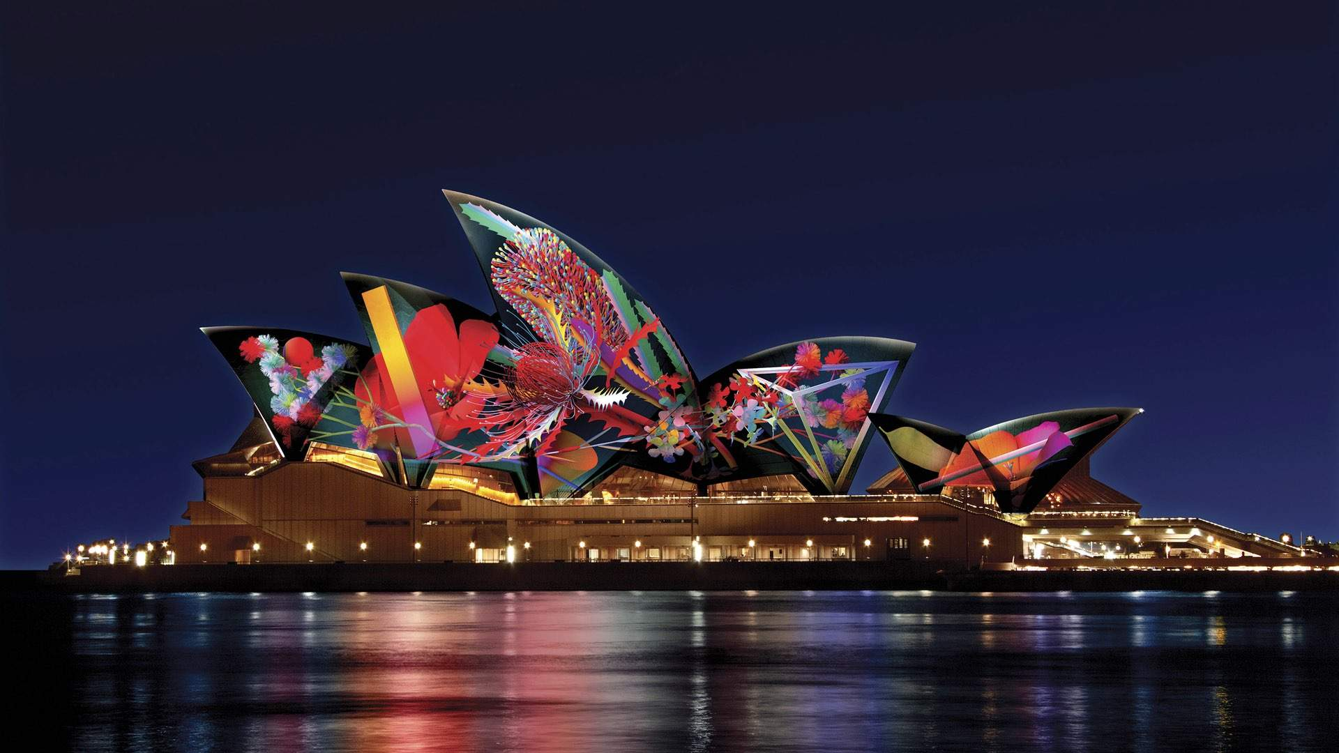 Vivid Sydney Announces Huge Tenth Anniversary 2018 Program