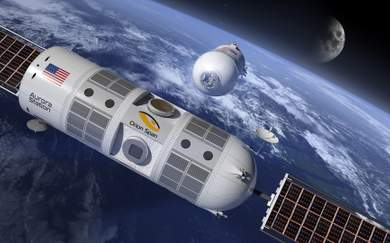 The World's First Luxury Space Hotel Is Set to Open in 2022