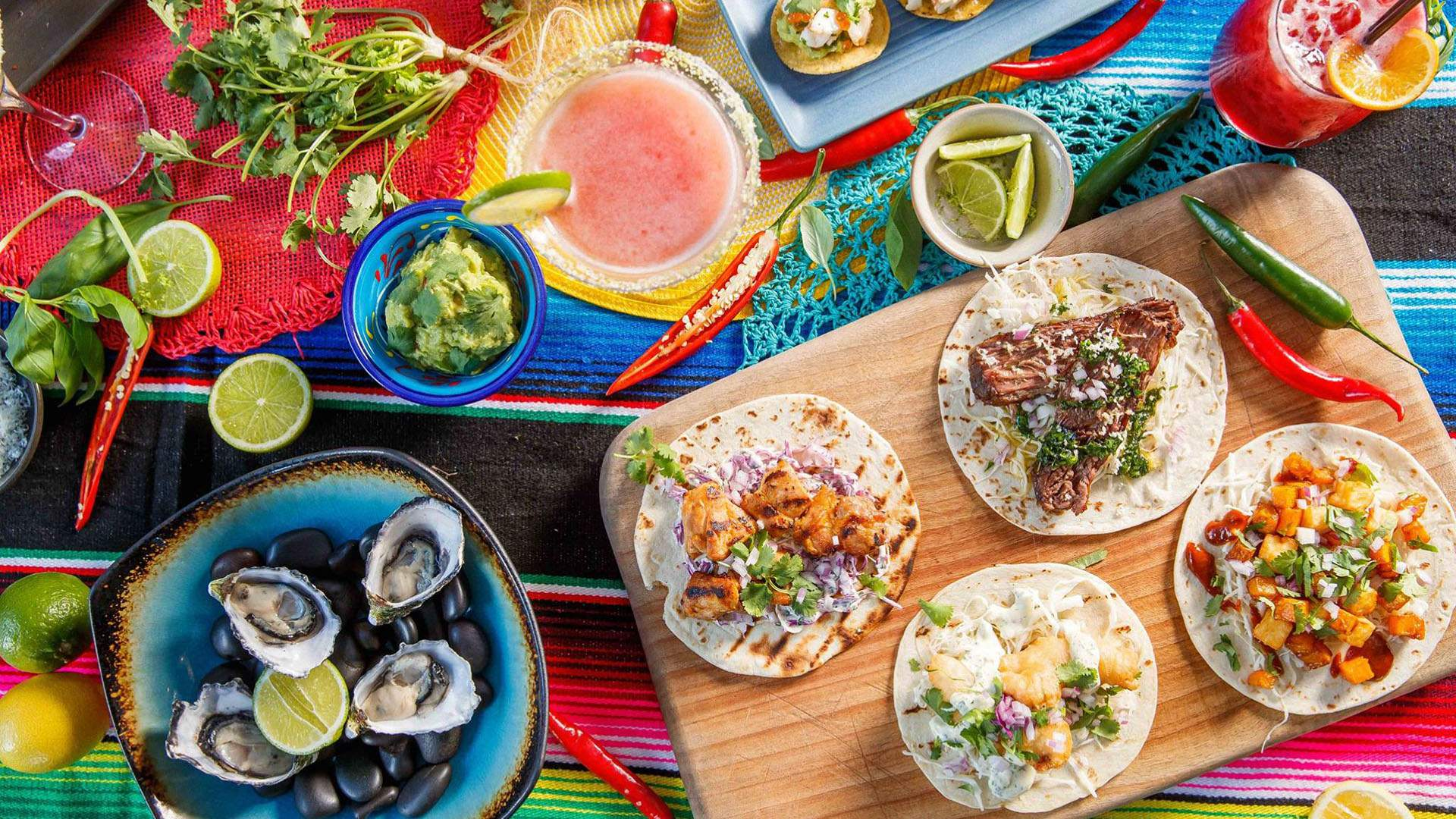All-You-Can-Eat Tacos