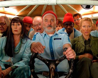 Sips On Screen: 'The Life Aquatic with Steve Zissou'