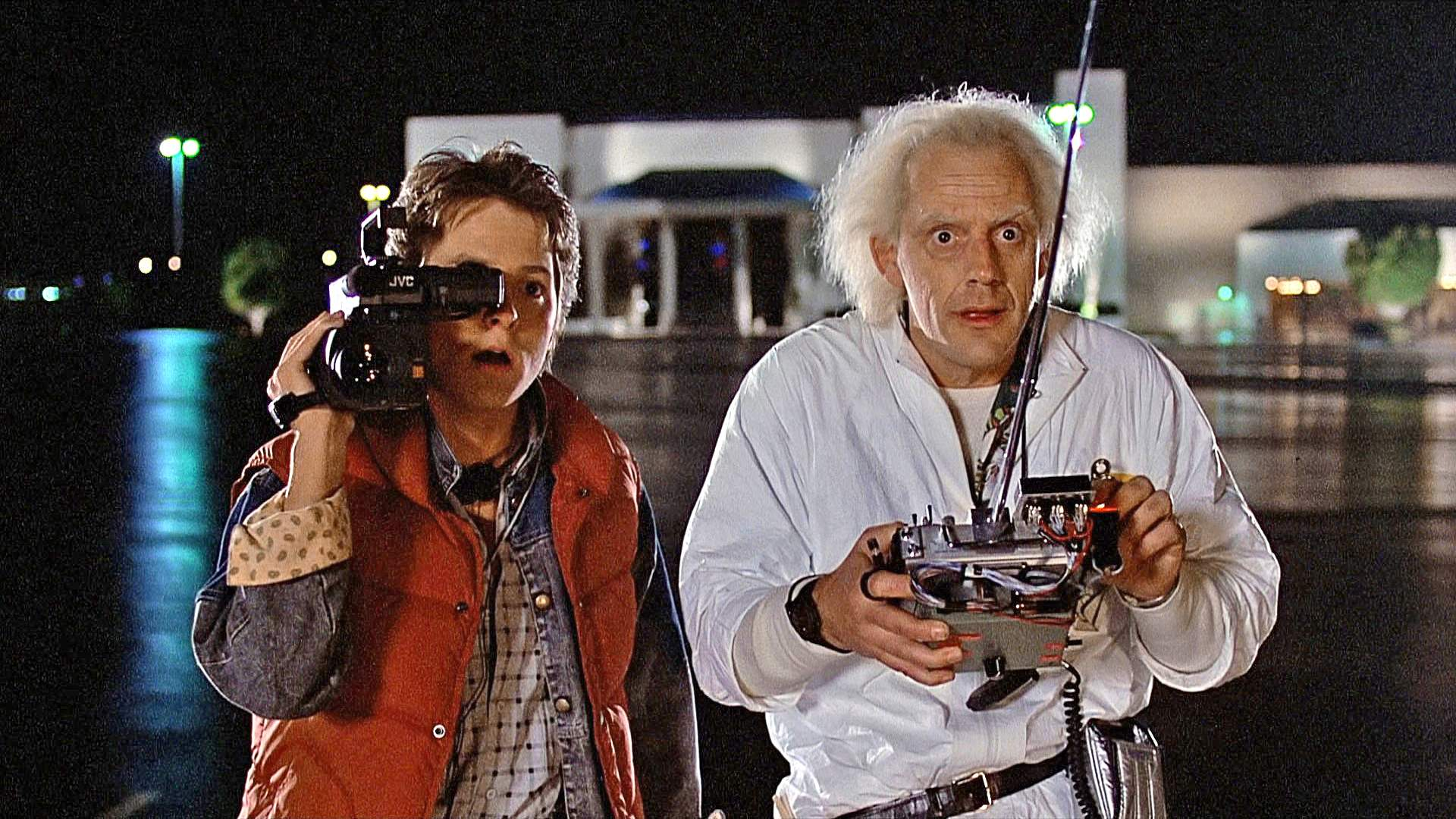 'Back to the Future' Trilogy 35th Anniversary Screening