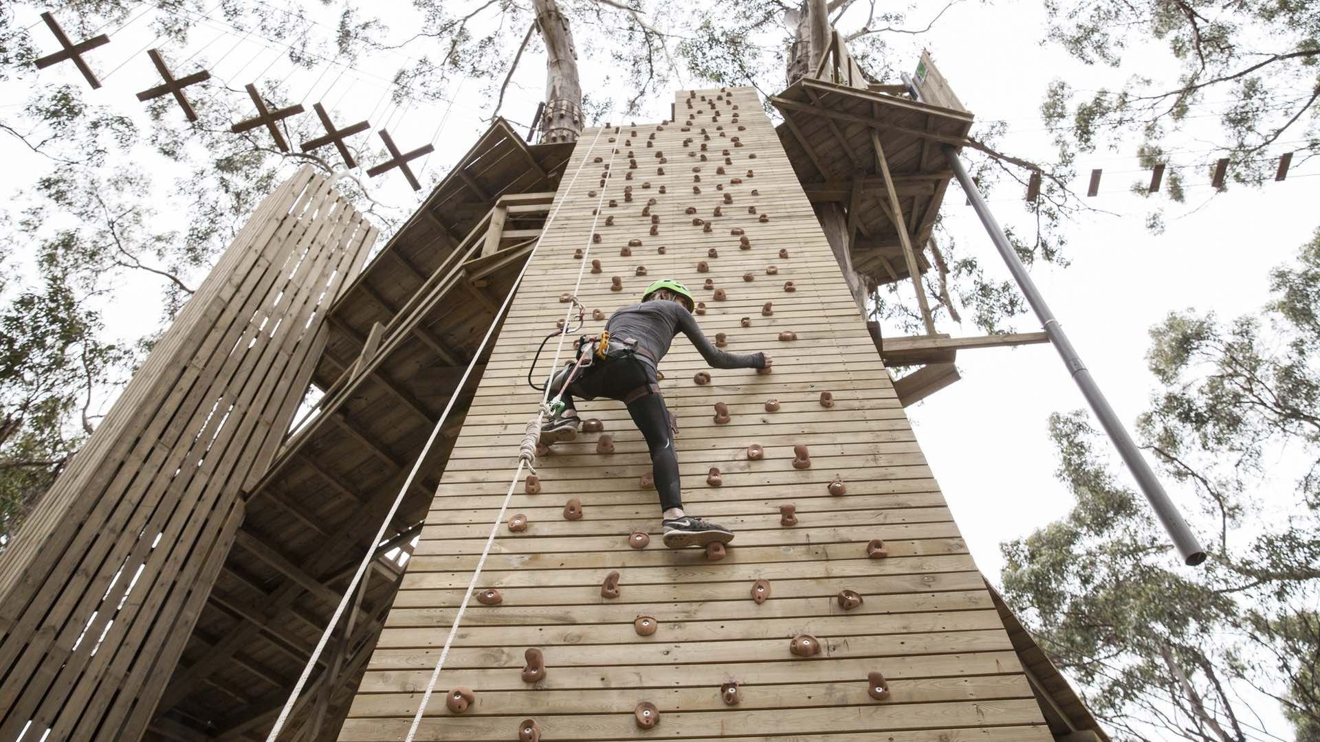 Victoria Has Just Scored an Epic New Off-the-Grid Aerial Adventure Park