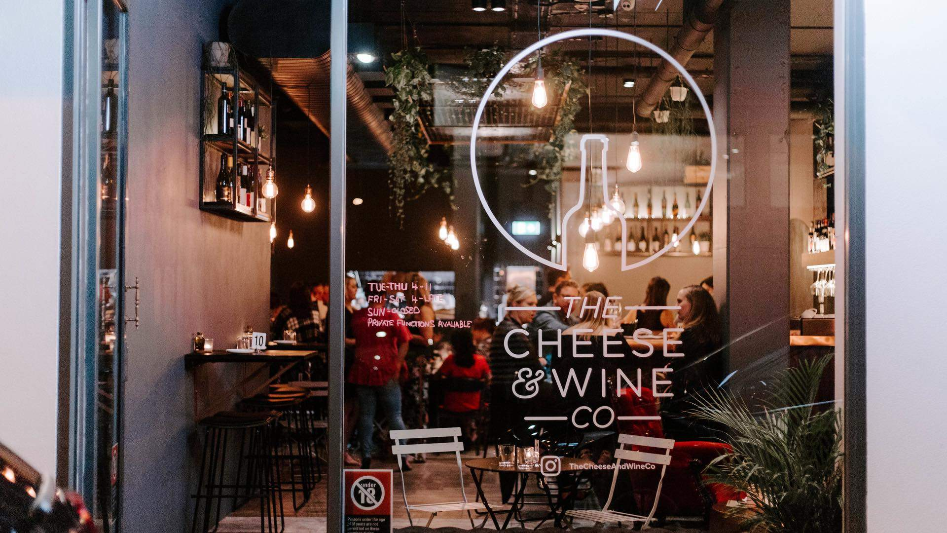 The Cheese & Wine Co.