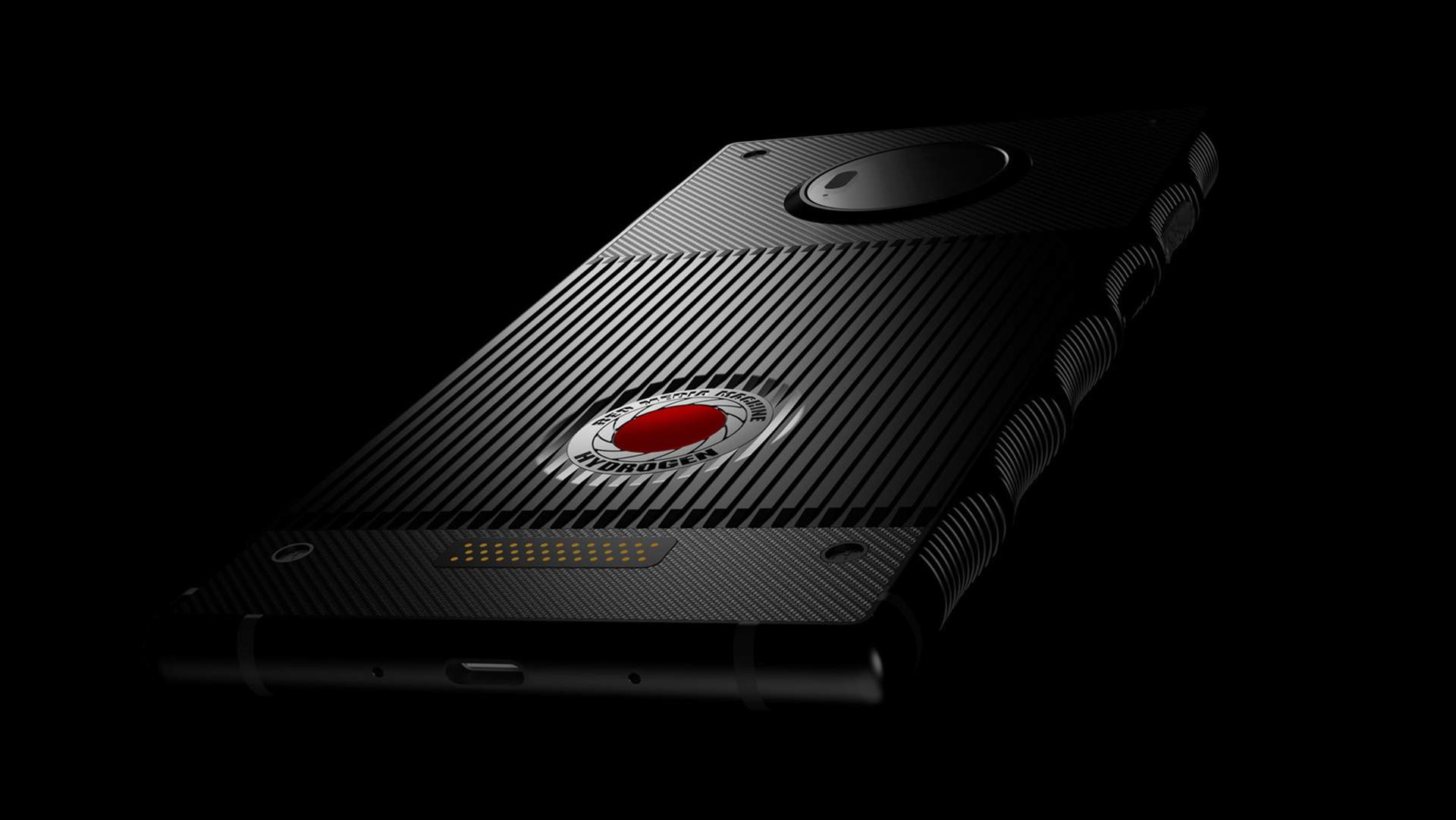 The World's First Holographic Smartphone Has Arrived