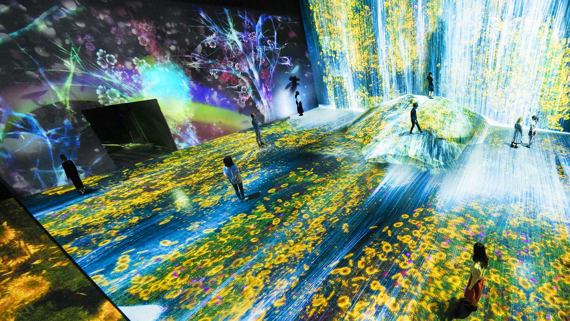 Japan's Luminous Digital-Only Art Gallery Is Now the World's Most Visited Single-Artist Museum