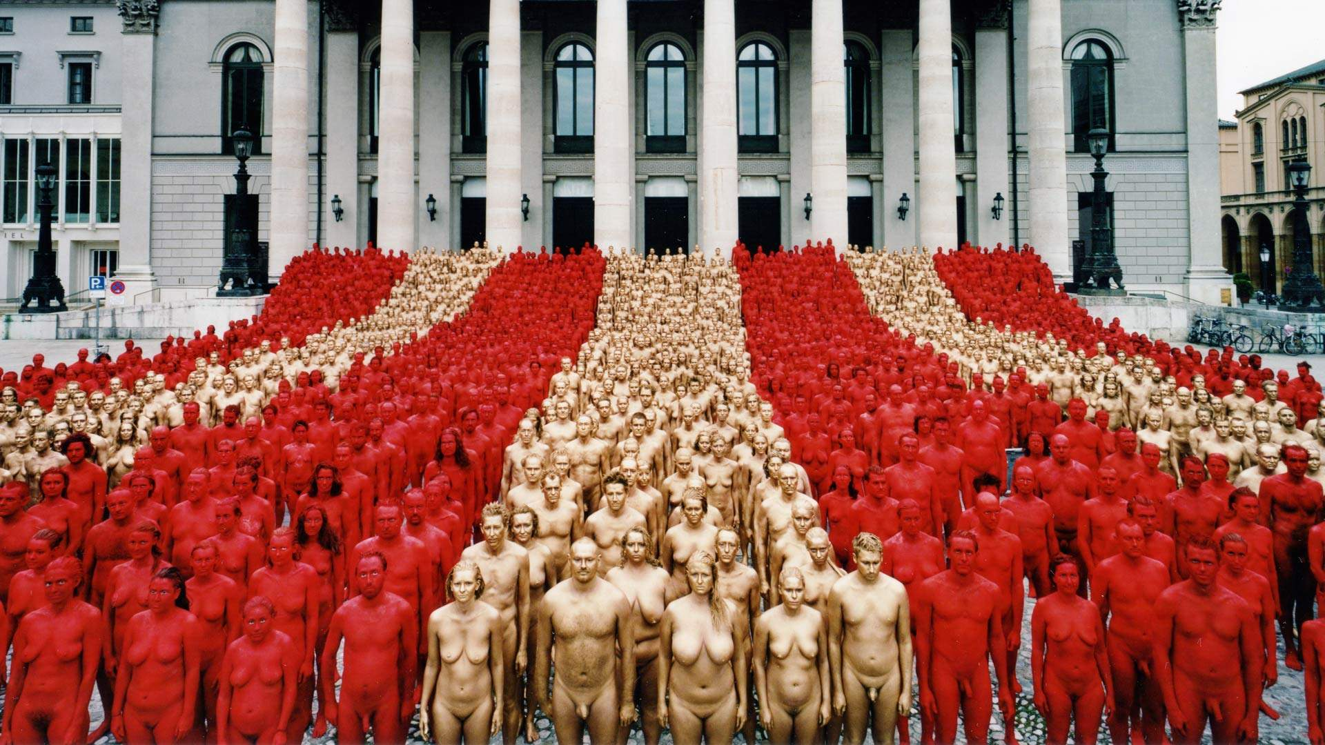 Artist Spencer Tunick Will Stage a Mass Nude Work on a Melbourne Rooftop After All