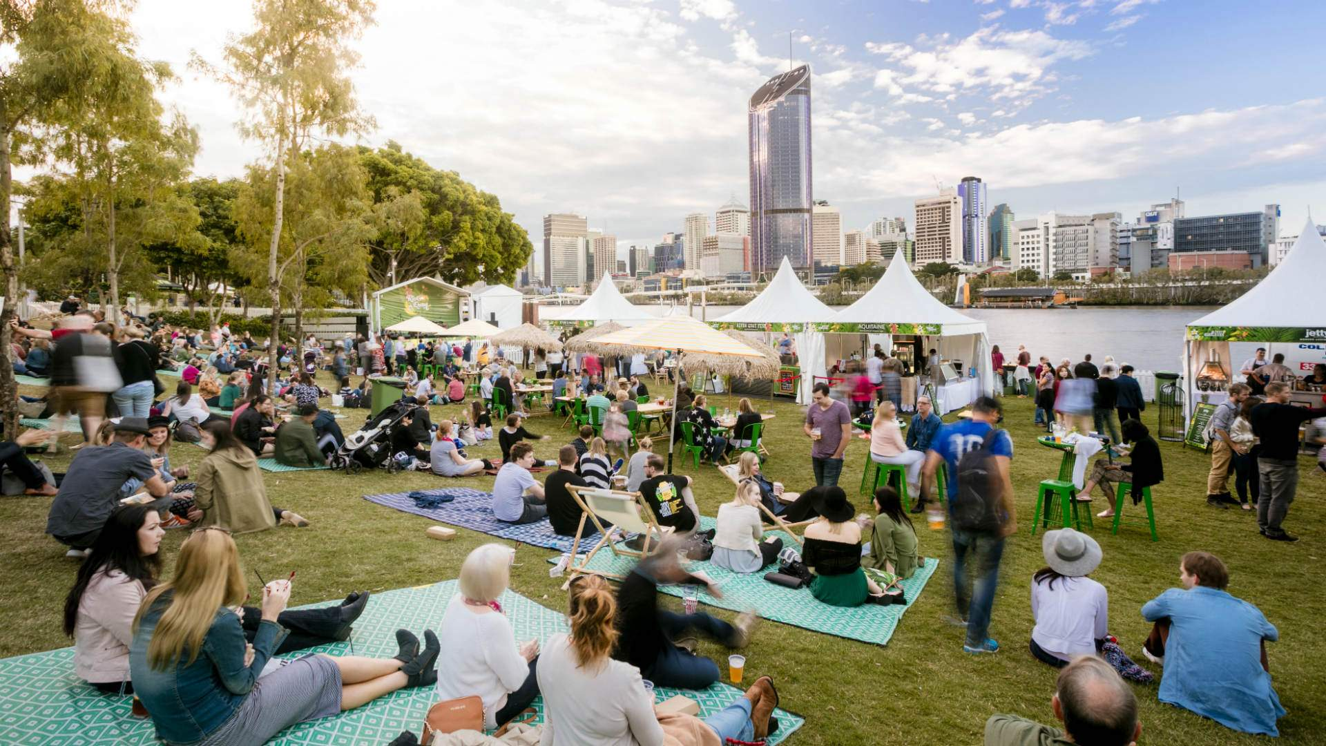 South Bank's Regional Flavours Is Spreading Its 2021 Lineup Across Three Mini Food Festivals