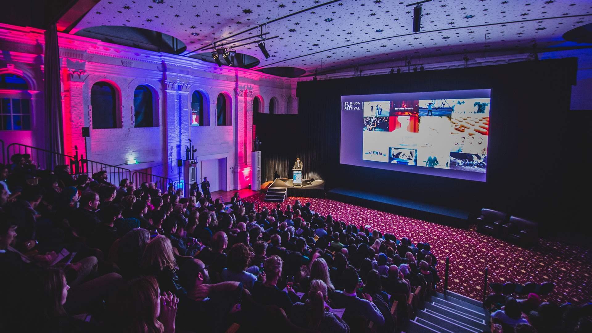 St Kilda Film Festival 2018
