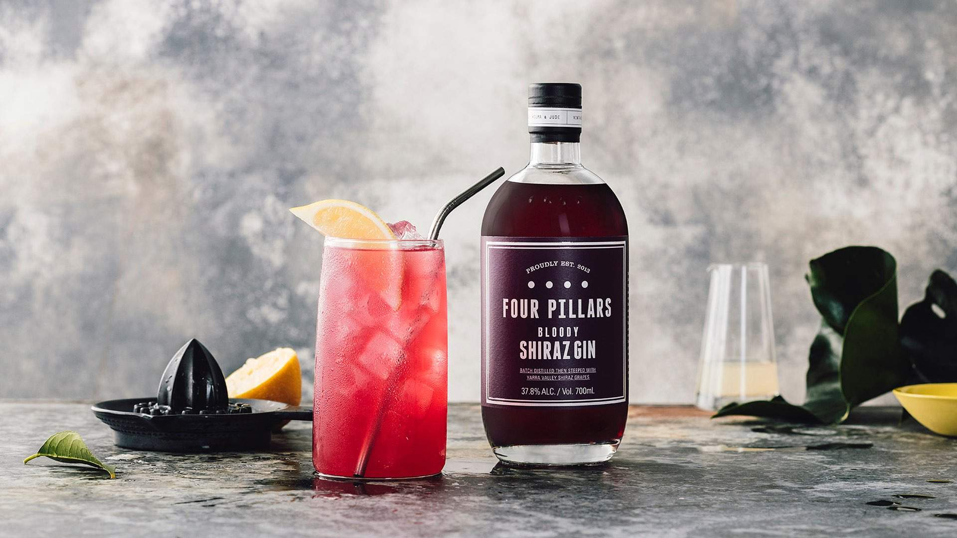 Four Pillars Is Releasing Another Batch of Its Bloody Good Bloody Shiraz Gin