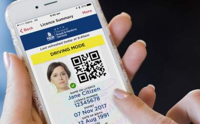 NSW Could Soon Introduce Digital Drivers Licences