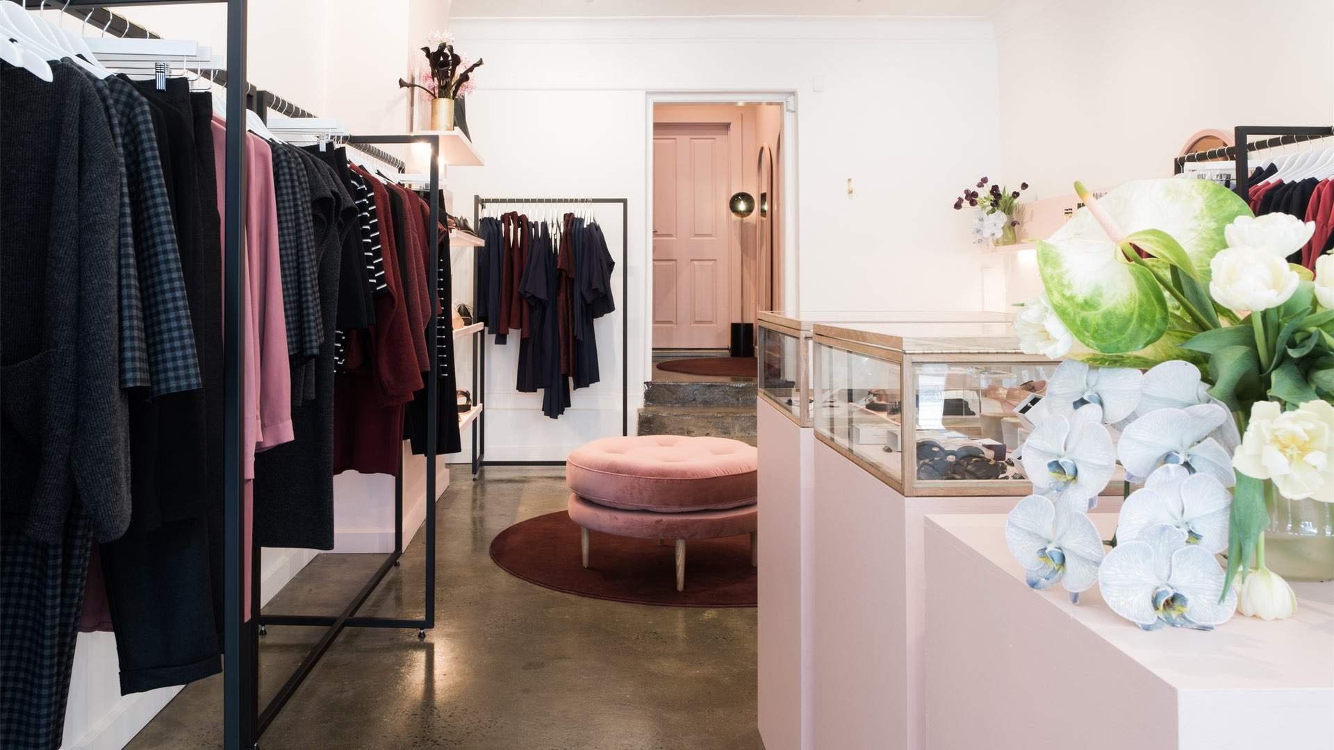Local Label Kuwaii Has a Pretty New Pastel-Hued Home In Fitzroy