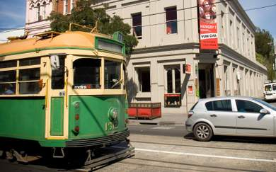 The Victorian Government Is Giving Away a Bunch of Retired Trams — for Free