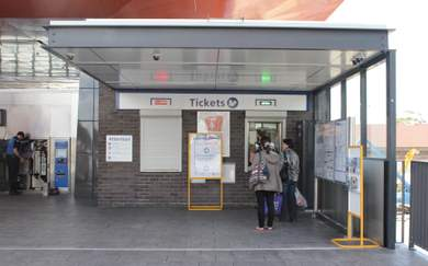 Closed Ticketing Offices at Sydney Train Stations Will Be Turned into Shops
