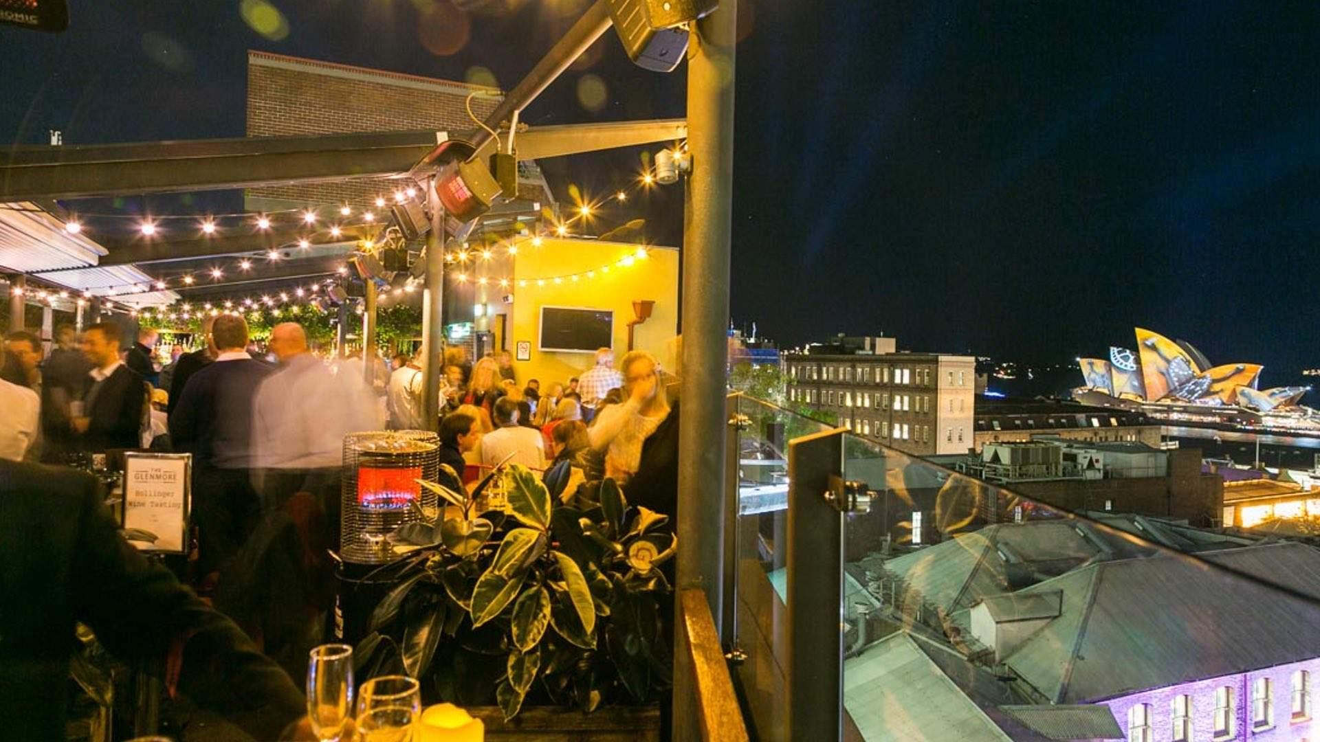 Sydney's Best Dining Spots for Vivid Views