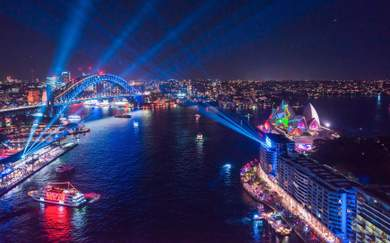 How to Navigate Vivid Sydney 2018's Bright Lights