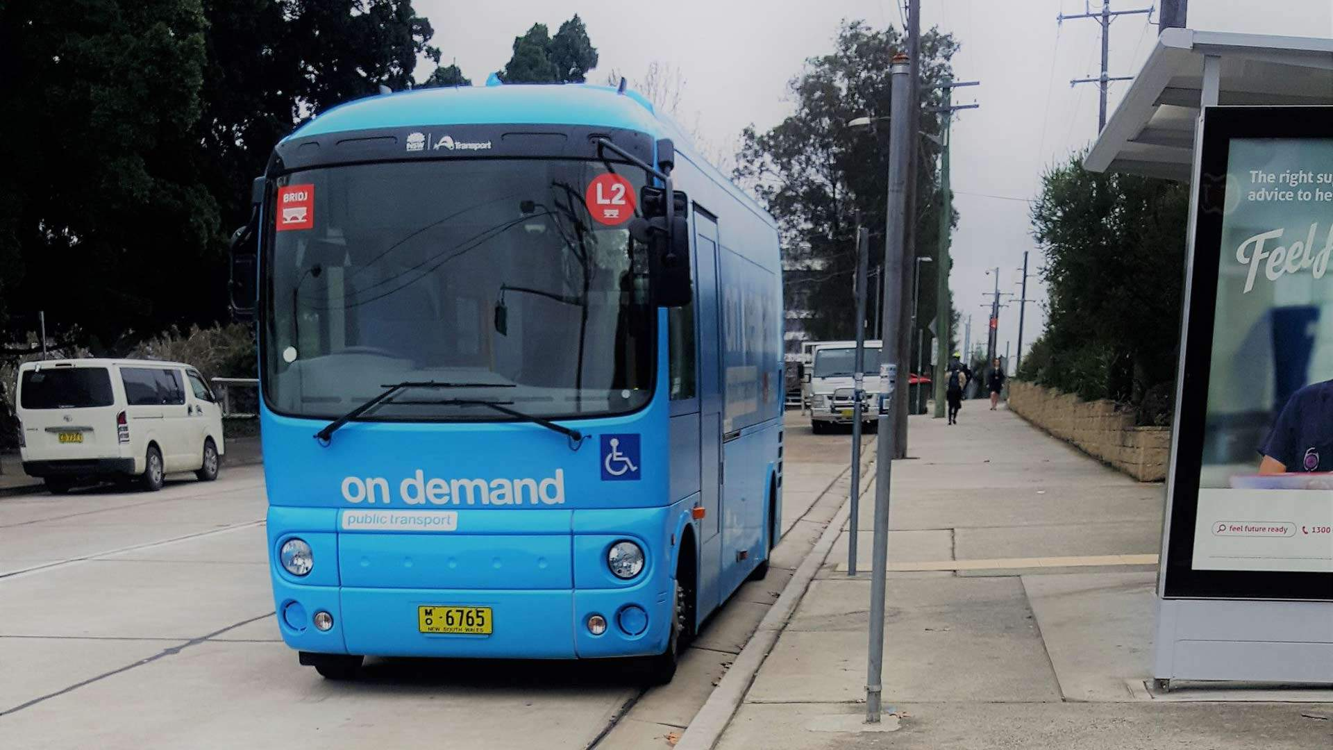 A New On-Demand Bus Service Is Launching In Sydney's West This Weekend