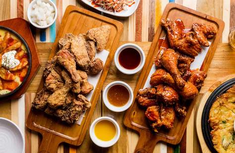 Gami Fried Chicken Giveaway