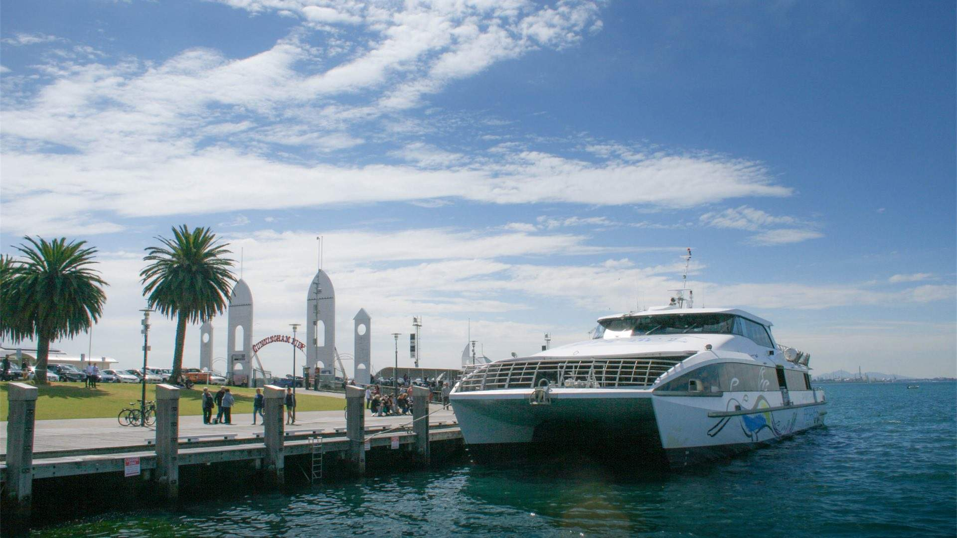 Melbourne Might Be Getting a Regular Commuter Ferry from Geelong to Docklands