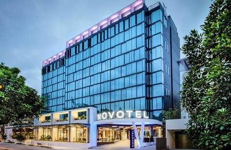 Brisbane's Newest Luxe Hotel Is Novotel South Bank