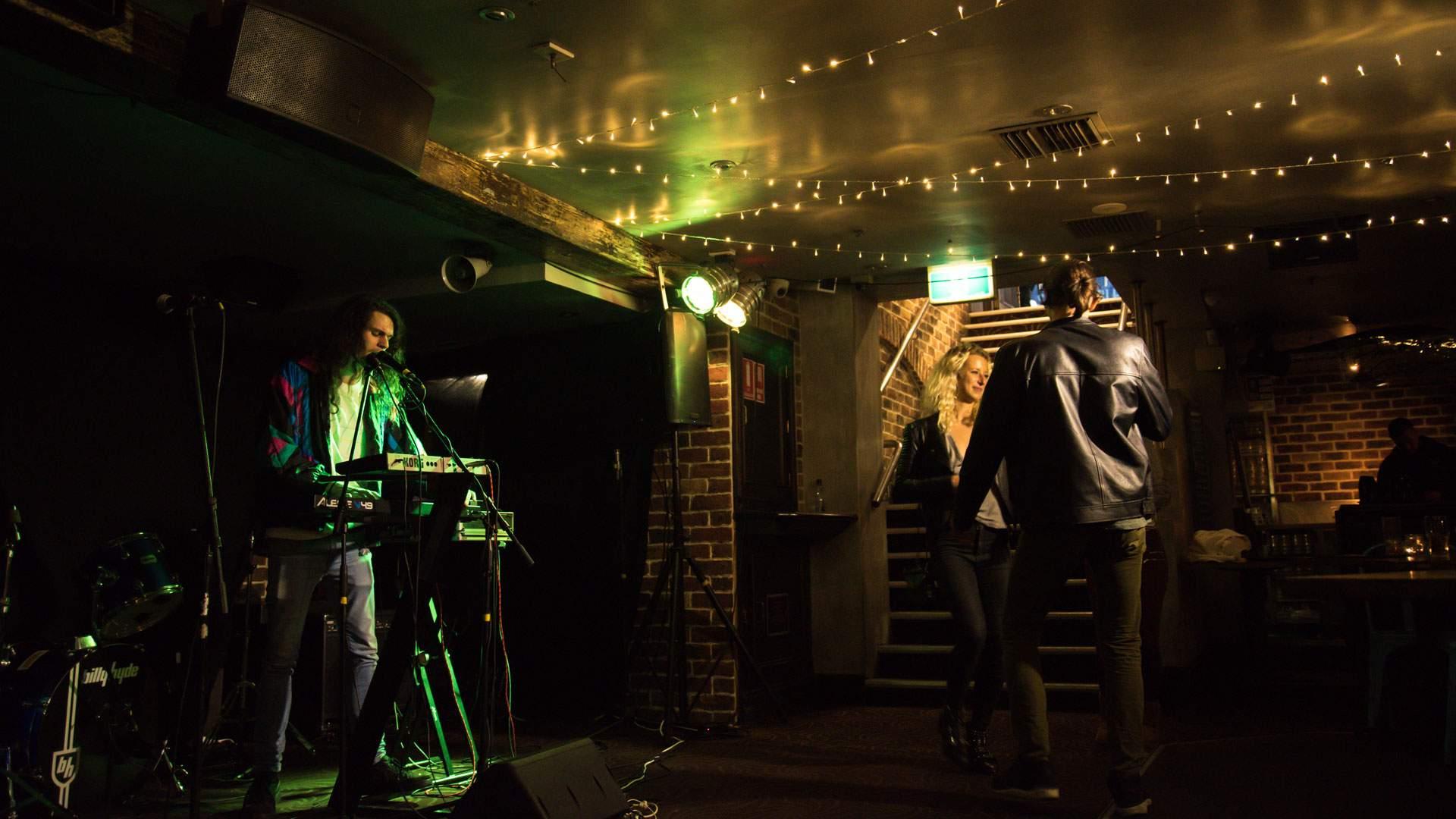 Symposium Is Sydney's New Weekly Underground Music and Arts Night