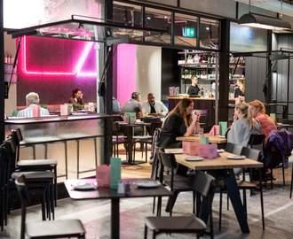 The Opening Date Has Been Set for Queen Street's New Dining Precinct