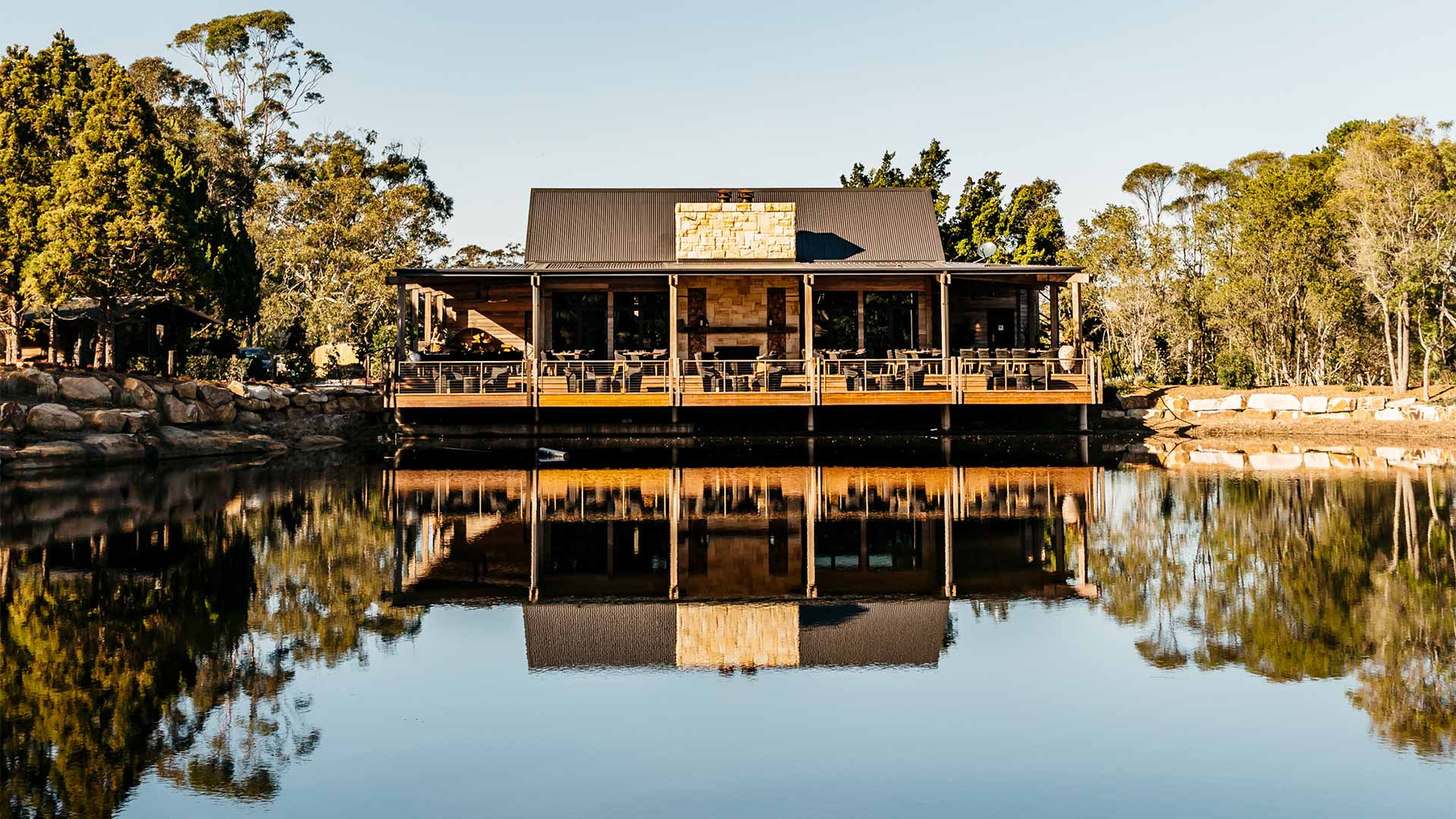 Saddles Is The Central Coasts Stunning New Bush Restaurant And