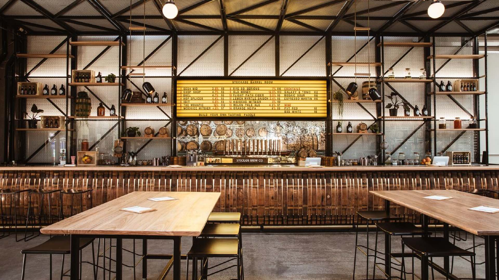 Stockade Brew Co Is Opening Its Marrickville Brewery and Bar This Week
