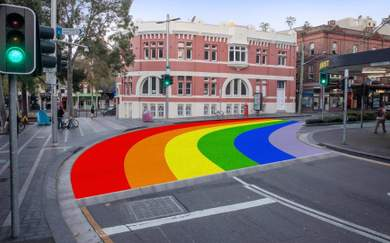 Sydney's Legendary Rainbow Crossing Is Going to Be Joyously Reinstated